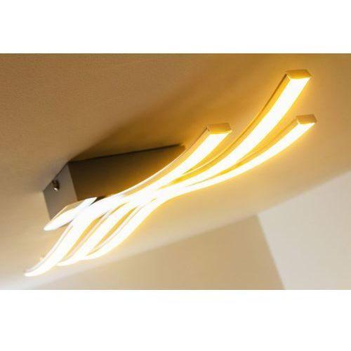 Trio CATOKI lampa sufitowa LED Chrom, 1-punktowy - Design - Obszar wewnętrzny - CATOKI - Czas dostawy: od 3-6 dni roboczych