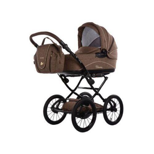 Knorr-baby wózek dziecięcy classico brązowy (4250341307139)