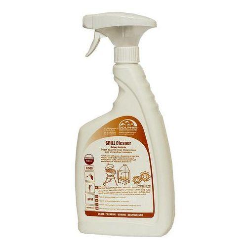 Grill cleaner profesjonalny środek do czyszczenia piekarnika 0,75l marki Dolphin