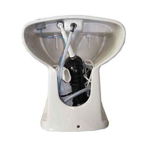 Toaleta wykorzystująca metodę maceracji WATEREASY 5 SETMA