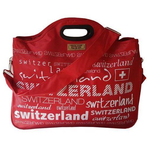 ec98283fdee13 Torba sportowa plażowa swiss red marki Pilatus - Shopto.aid