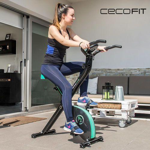 Rower statyczny składany cecofit x-bike marki Cecotec