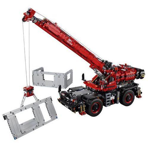 42082 Dźwig Rough Terrain Crane Klocki Lego Technic Klocki Dla