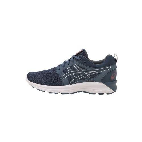ASICS GEL TORRANCE Obuwie do biegania treningowe smoke blue/begonia, kolor szary