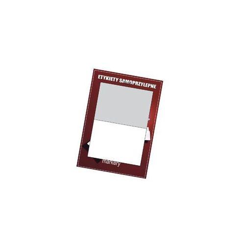Emeko Etykiety samoprzylepne białe 210x148,5/2szt (100)