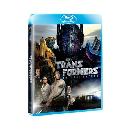 Transformers: Ostatni Rycerz (BD)