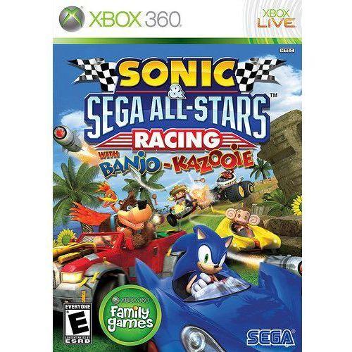 Sonic & All-Stars Racing (Xbox 360)