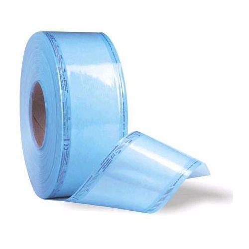 Rękaw do sterylizacji papierowo - foliowy płaski steam+eo+form - 50mm marki Tzmo