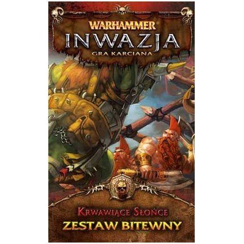 Fantasy flight games Warhammer inwazja: krwawiące słońce