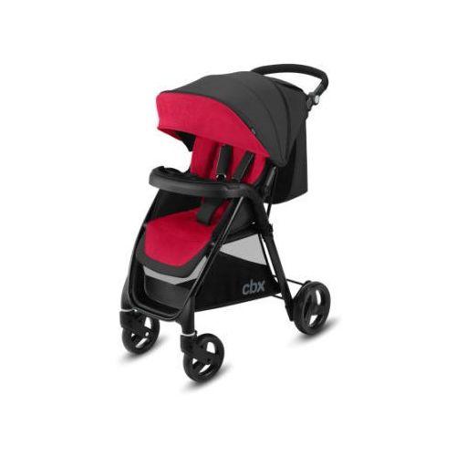 cbx Wózek spacerowy Misu Crunchy Red - kolor czerwony (4058511273686)