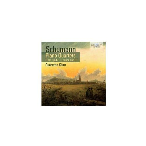Brilliant classics Schumann: piano quartets e flat op. 47, c minor op. anh. e1.