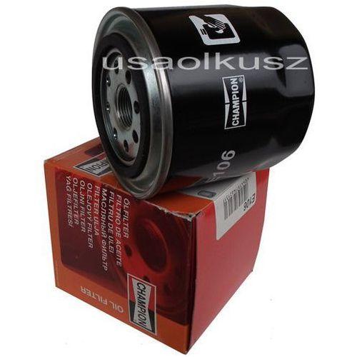 Filtr oleju silnikowego lincoln zephyr 3,0 v6 2006 marki Champion
