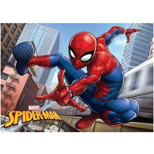 SPIDERMAN SPIDERMAN PAJĄK MARVEL DYWAN DYWANIK