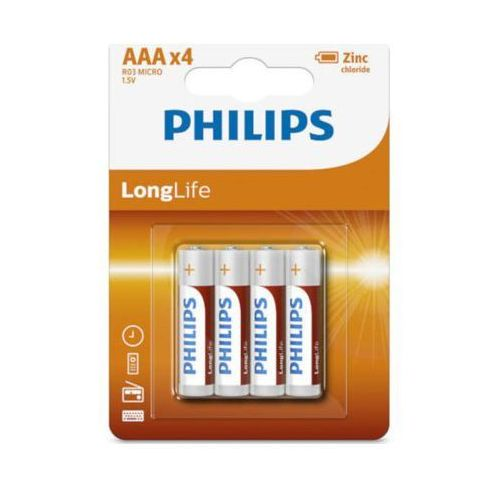 Bateria PHILIPS R03L4B/10