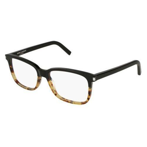 Okulary korekcyjne sl 89 005 marki Saint laurent
