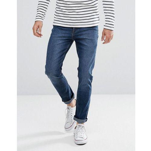 sonic slim jeans sure blue - blue marki Cheap monday