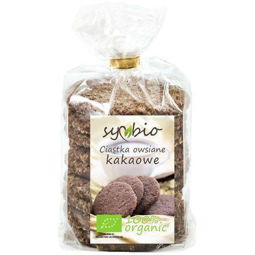 Ciastka Owsiane Kakaowe Kakao 190g BIO EKO - Symbio
