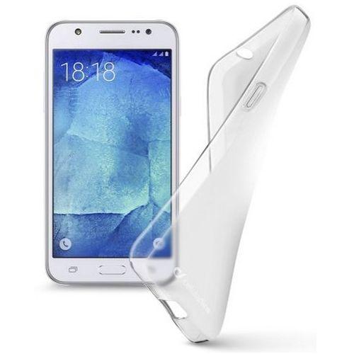 Etui CELLULAR LINE Shape do Samsung Galaxy J2 Przezroczysty (8018080254215)