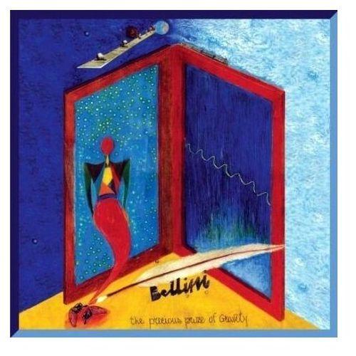 Temporary residence Precious prize of gravity the - bellini (płyta cd) (0656605315522)