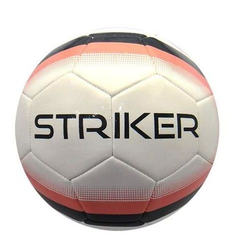 Axer sport Piłka nożna treningowa axer striker orange/white - pomarańczowy ||czarny ||biały
