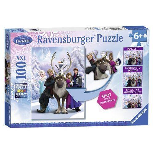 Ravensburger Raven. 100 el. frozen difference -