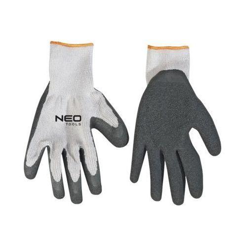 Rękawice robocze 97-601 szary (rozm.8) marki Neo