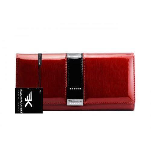 Kochmanski portfel damski skórzany 1607 (9999001035030)