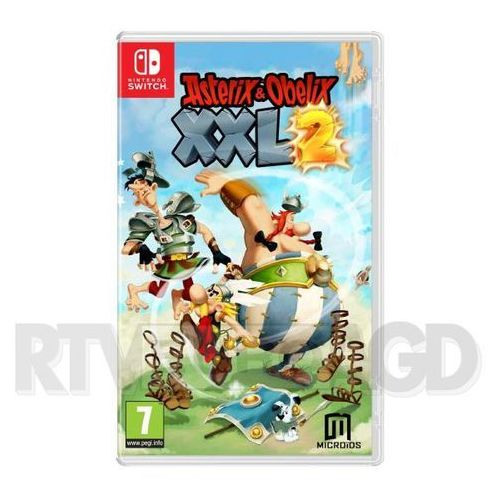 Microids Asterix & obelix xxl 2 remastered (3760156482361)