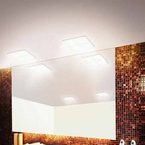 QOD-Plafon 3-punktowy LED do zabudowy Dł.15,5cm, 4008321974921