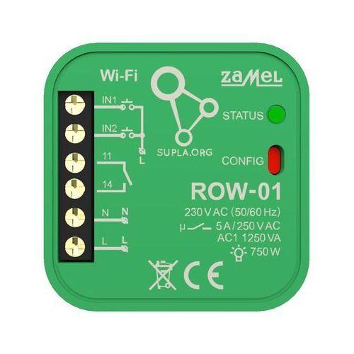 Odbiornik WI-FI ROW-01 2-kierunkowy SUPLA ZAMEL, SPL10000001