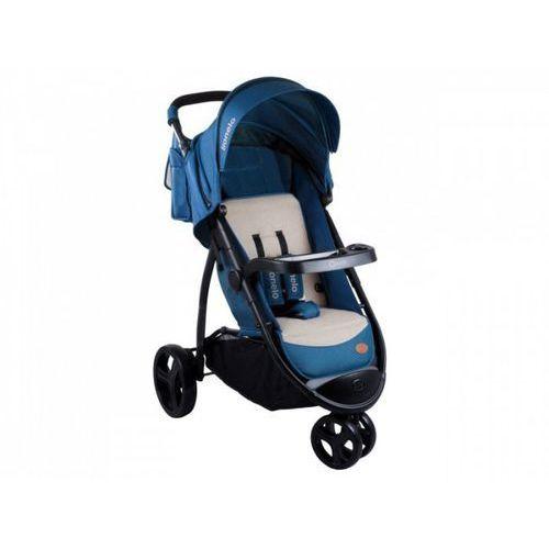 Wózek spacerowy liv blue marki Lionelo. Najniższe ceny, najlepsze promocje w sklepach, opinie.