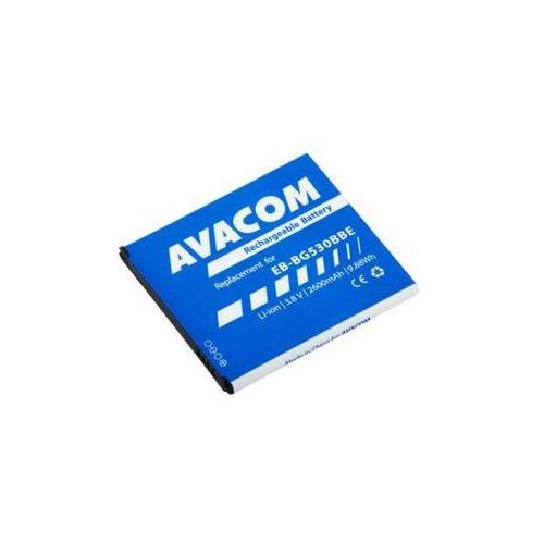 Bateria do notebooków Avacom pro Samsung Galaxy Grand Prime, Li-Ion 2600mAh (náhrada EB-BG530BBE) (GSSA-G530-S2600) Niebieska