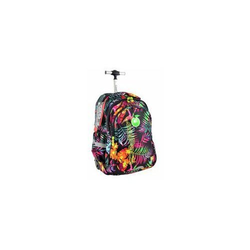 Coolpack plecak junior na kółkach model 2017 tropical island marki Patio