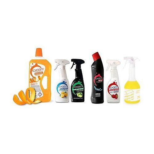 Voigt Niezbędny zestaw środków czystości do domu