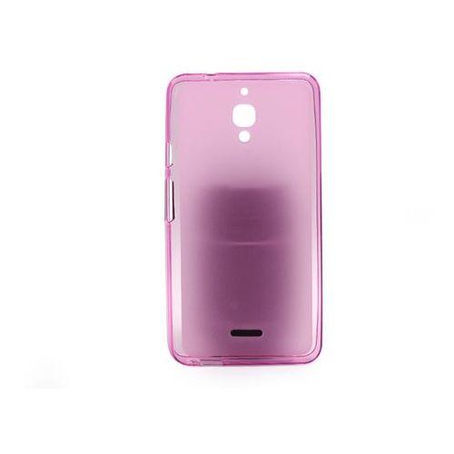 Alcatel Pixi 4 (6) LTE - etui na telefon FLEXmat Case - różowy, kolor różowy