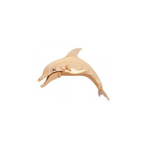 Łamigłówka drewniana Gepetto - Delfin (Dolphin) - SZYBKA WYSYŁKA (od 49 zł gratis!) / ODBIÓR: ŁOMIANKI k. Warszawy (5425004731715)