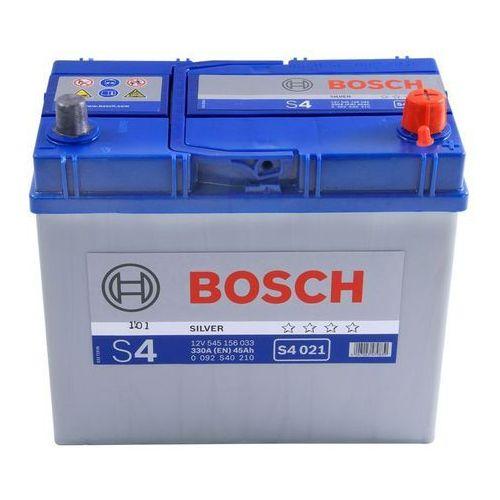 Bosch Silver S4021 45Ah 330A
