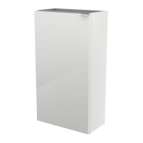 Goodhome Szafka pod umywalkę imandra stojąca 44 cm biała