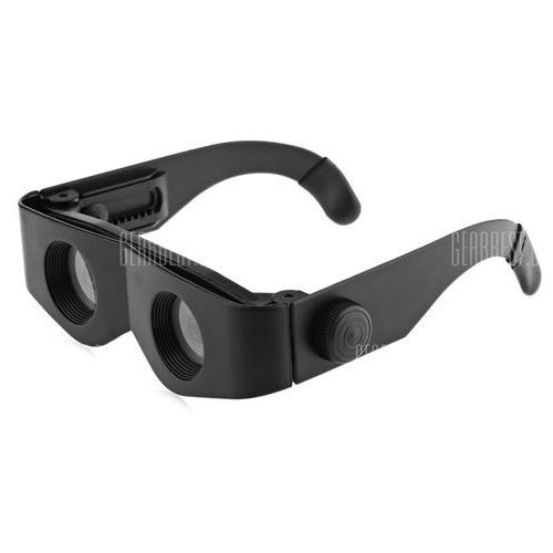 1.6x portable telescope magnifier glasses fishing hiking goggles od producenta Gearbest