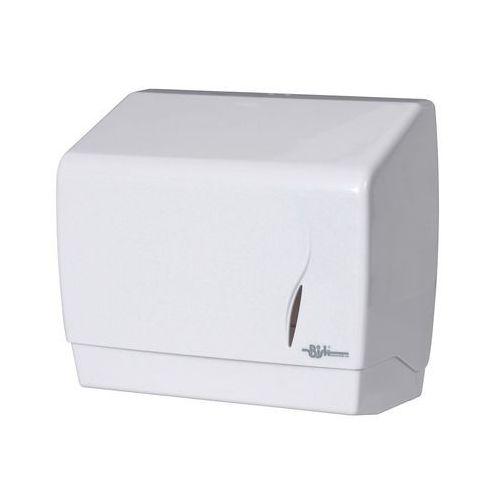 Pojemnik na ręczniki papierowe listki PL-P1 biały (5901487003445)