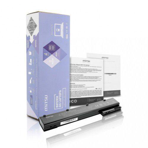 Bateria Mitsu do HP EliteBook 8560w, 8760w, 4400 mAh, 14.8 V (BC/HP-8560W) Darmowy odbiór w 21 miastach!, BC/HP-8560W