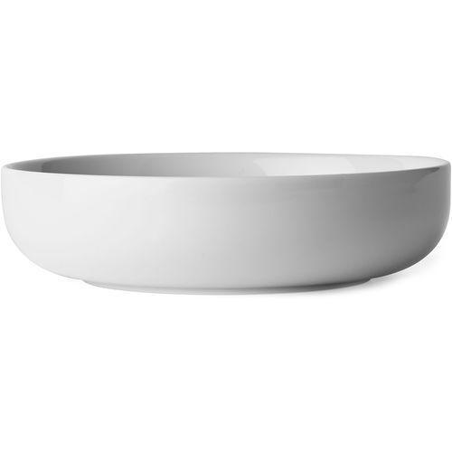Menu Miseczka porcelanowa niska new norm jasnoszara (2031940) (5709262966875)