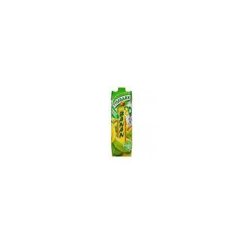 Napój wieloowocowy Owoce Świata Zielony banan 1 l Tymbark