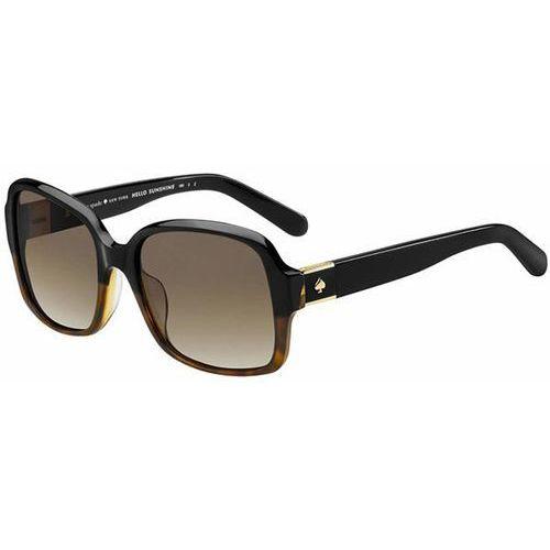 Okulary słoneczne annora/p/s polarized 0wr7/la marki Kate spade