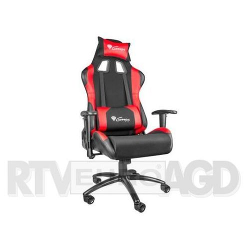 Natec Genesis Nitro 550 (czarno-czerwony) - produkt w magazynie - szybka wysyłka! (5901969405538)
