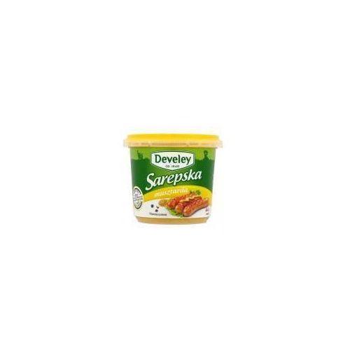 Musztarda sarepska 210 g Develey z kategorii Sosy i dodatki