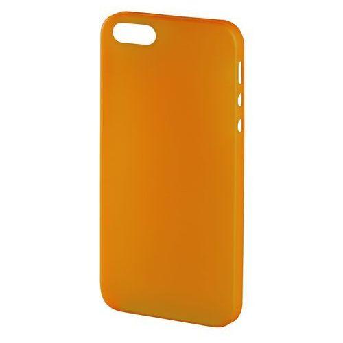 Pokrowiec HAMA Ultra Slim na Apple iPhone 6 Pomarańczowy (4047443250469)