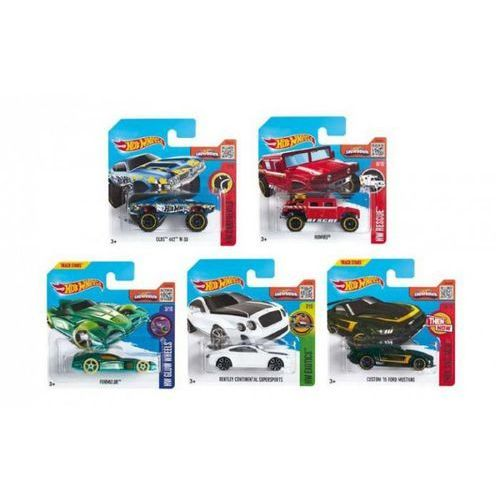 Hot Wheels Samochodziki Clipstrip, AST, 5_576267