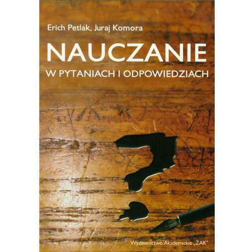 Nauczanie w pytaniach i odpowiedziach, Erich Petlak