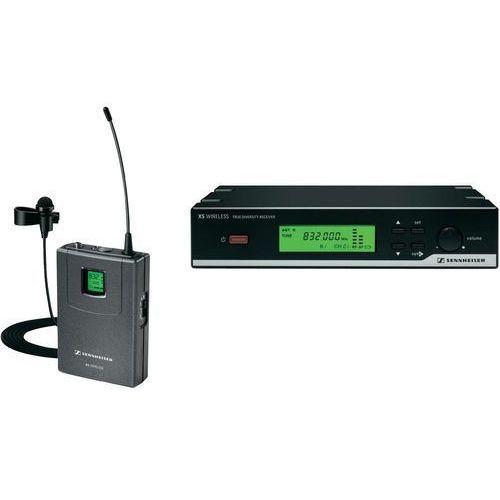 Mikrofon bezprzewodowy Sennheiser XSW 12-E Presenter, zestaw z odbiornikiem